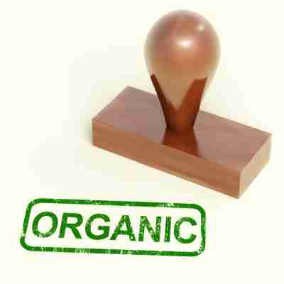 organic cosmetics and body products