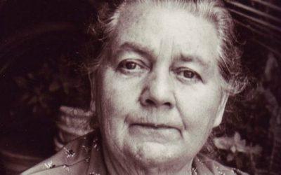 Johanna Budwig and her Protocol for Cancer