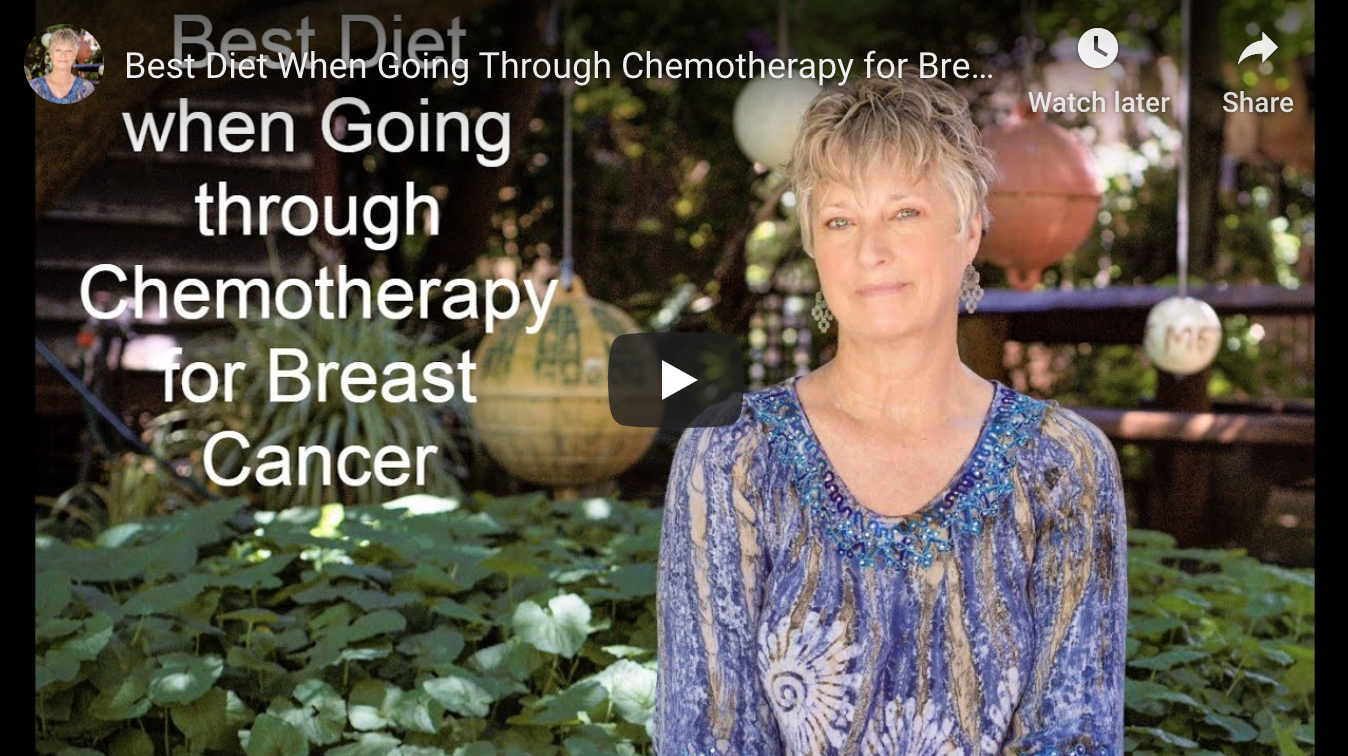 Best Diet When Going Through Chemotherapy for Breast Cancer
